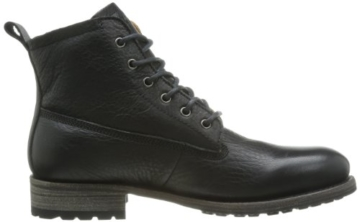 Blackstone MID LACE UP BOOT GM09, Herren Chukka Boots, Schwarz (black), EU 41 -