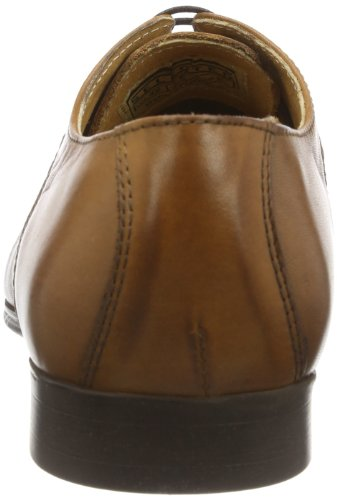 SELECTED Sel Latin New NOOS ID, Herren Brogue Schnürhalbschuhe, Braun (Cognac), 43 EU (9 Herren UK) -