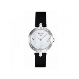 Tissot Ladies Flamingo Diamonds Watch - T0032096711200 -