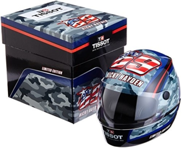 Tissot T-Race Nicky Hayden 2016 Armbanduhr XL Special Collection -