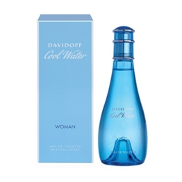 Davidoff Cool Water femme / woman, Eau de Toilette, Vaporisateur / Spray, 1er Pack (1 x 30 ml) -