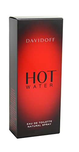 Davidoff Hot Water homme / men, Eau de Toilette, Vaporisateur / Spray, 110 ml -