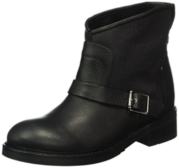 G-STAR Damen Leon Boot Biker, Schwarz (Black 990), 40 EU -