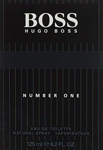 Hugo Boss Boss Number One homme/men, Eau de Toilette, Vaporisateur/Spray, 125 ml -