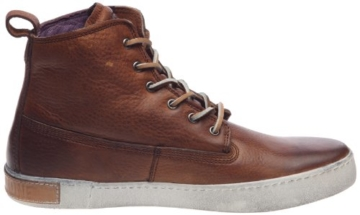 BLACKSTONE in Übergröße - Boots AM02 - old yellow brown, Braun/Old Yellow, 48 -