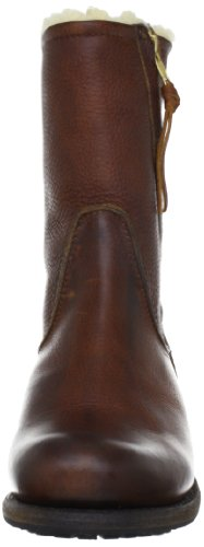 Blackstone MARY OLD YELLOW, Damen Biker Boots, Braun (old yellow), 38 EU (4.5 Damen UK) -