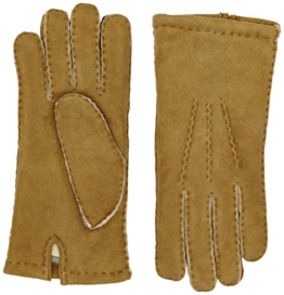 Dents Herren Handschuhe Gr. Medium, Beige - Beige (Camel) -