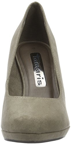 Tamaris Damen 22456 Pumps, Braun (Pepper 324), 38 EU -